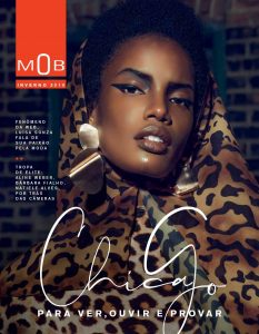 Capa revista MOB Chicago